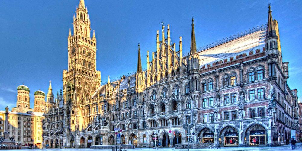 Weihnachtstreffen 2019 München